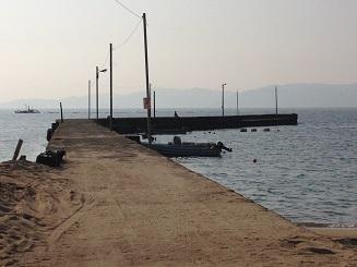 丹後半島 長江漁港 根魚釣り ガシラ メバル