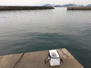 塩津漁港 和歌山釣り アジ のませ釣り ジギング