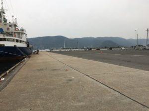 坂出港 香川釣り タチウオ釣り